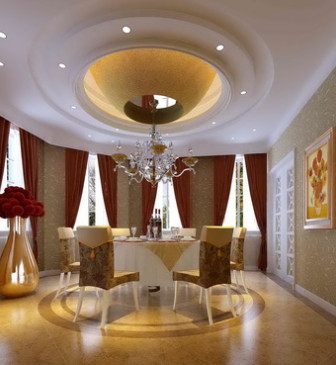 Palatial Hotel-style Rooms Restaurant