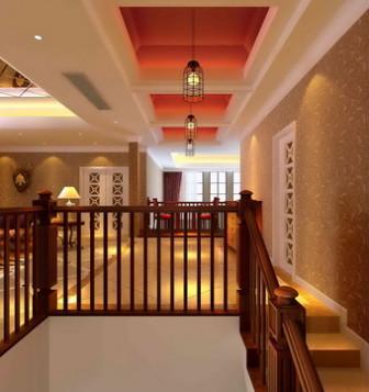 Home Interior Staircase Design Scene