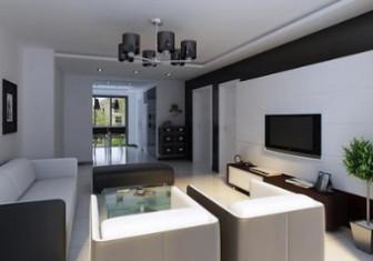 Small Design Living Room 3dsMax Model
