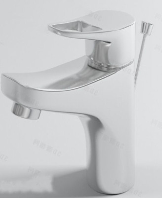 Bathroom Faucet Free 3dmax Model