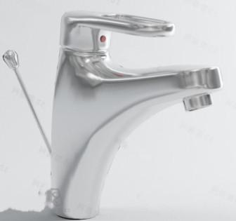 Public Toilets Faucets
