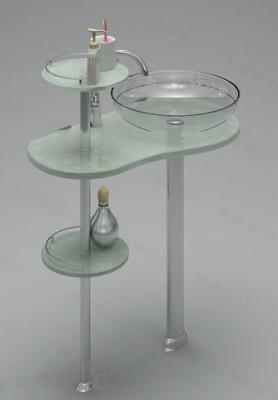 Wash Sink Glass
