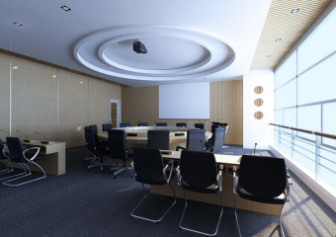 Free 3dmax Model Interior Conference Room