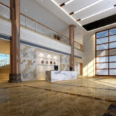 Office Front Space Interior