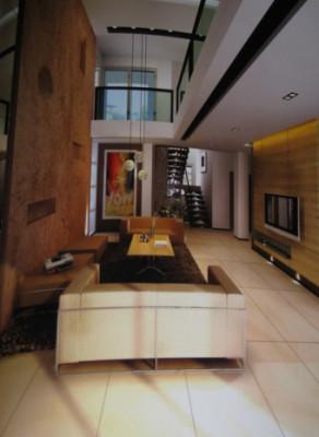 Home Minimalist Living Room