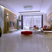 Modern Living Room Design Interior