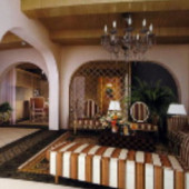 European-style Living Room