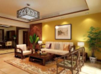 Minimalist Sun Living Room Interior 3dsMax Model