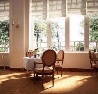 Elegant Cafe Space sMax