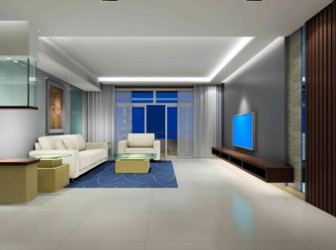 Interior simple living room free 3dmax model free download for Living room 3ds max