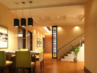 Cozy Restaurant Interior Design