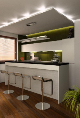 Boutique Kitchen Scene Free 3dmax Model Free Download No6189 Zip