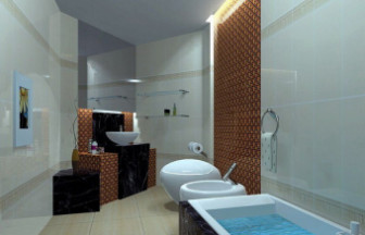 Cold Bathroom Design