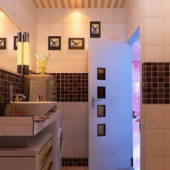 Bathroom Scene Interior 3dmax Model