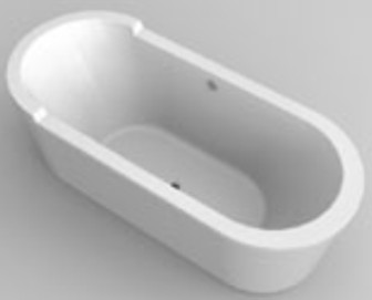 Bathroom Supplies Bathtub Free 3dmax Model