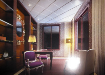 European Study Room Design