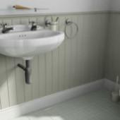 Free 3dmax Model Interior Toilet