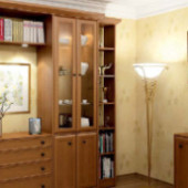 Boutique Library Room