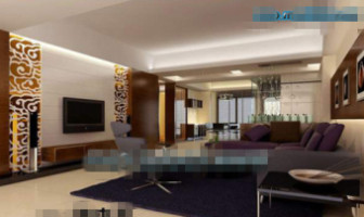 Commercial Living Room