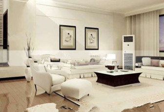 Stylish And Fancy Living Room
