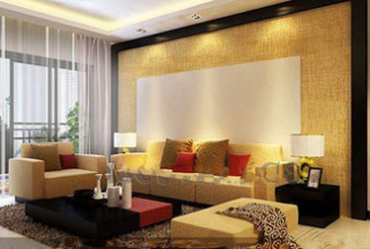 Stylish Cozy And Comfortable Living Room