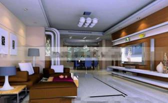Modern Beautifully Comfortable Living Room