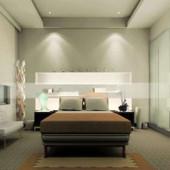 Modern And Elegant Minimalist Bedroom