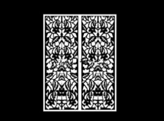 European Component Flower Windows And Doors