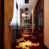 Hotel Hallway Free 3dmax Model