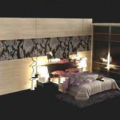 Single Bedroom Free 3dmax Model