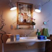 Pastoral Sink Free 3dmax Model