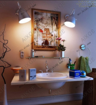 Pastoral Sink