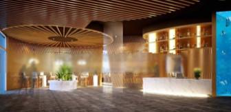 European-style Lobby