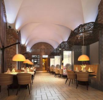 Cafe Space Design