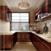 Kitchen Free 3dmax Model Design