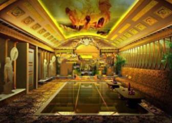 Rich Interior Space