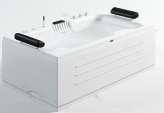 Fresh Clean Bathtub