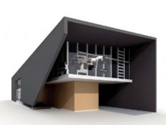 Small Modern Villa