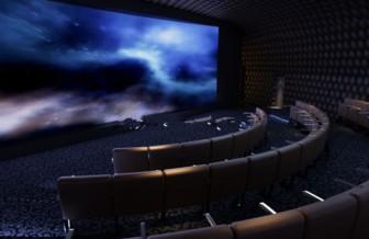 3d Cinema Theater