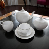 Free 3dmax Model Of High-end White Tea