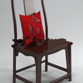 Chinese Chair Free 3dmax Model