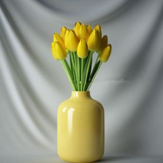 Yellow Flowers Interior