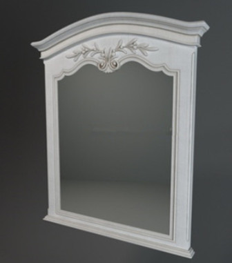 European Mirror Free 3dmax Model