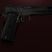 Colt 45 Hand Gun