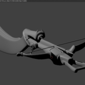 One Handed Crossbow Weapon