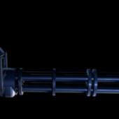 Mini Gun Weapon