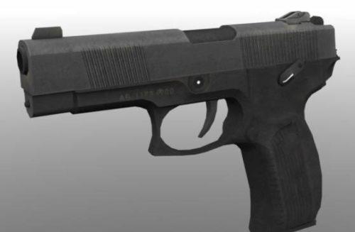 Mp 443 Gun