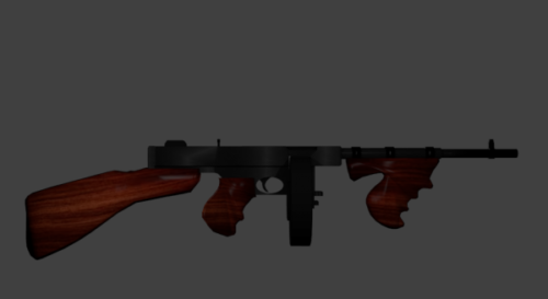 Thompson 4 Gun