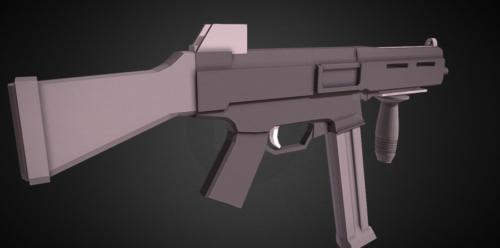 Ump45 Gun