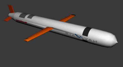 Bgm-109 Tomahawk Weapon
